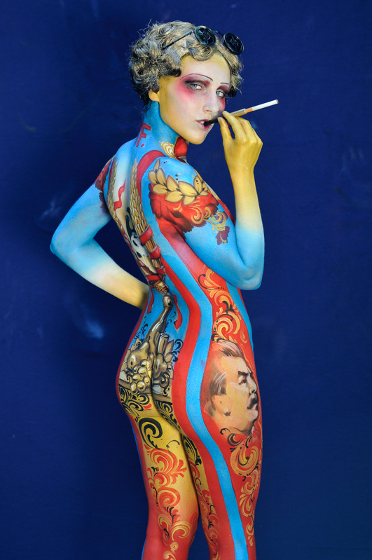 World Body Painting Festival 2014