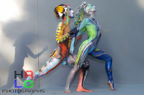 Browse this collection of Images from the World Bodypainting Festival ...