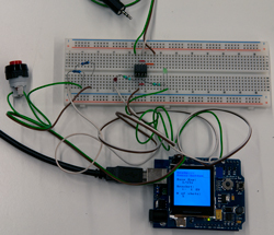ARDUINO: The remote shutter release timer